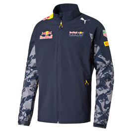 Red Bull Racing Softshell Jacke für Kinder 2016