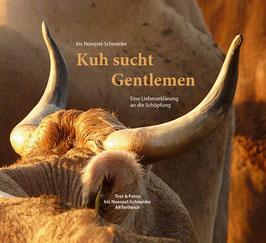 """Buchprojekt """"Kuh sucht Gentlemen"""" (D / Händler) • 3 Exemplare •"""