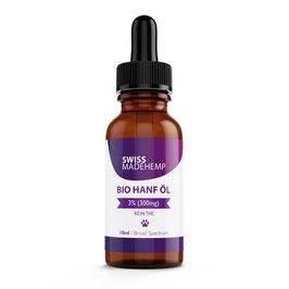 SMH CBD-Öl SET 5+1 Gratis, 10ml, KEIN THC