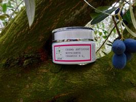 Crema Antirughe nutriente Ceramidi e Q10