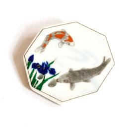 Japanische Porzellan Stäbchenhalter
