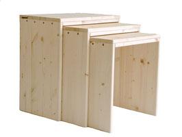 Halasana Box Fichte/Kiefer