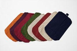Bolsterbezug Oblang verschiedene Farben
