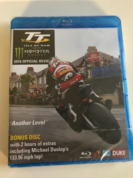 TT 2016 - Blue Ray, incl. Bonus Disc!