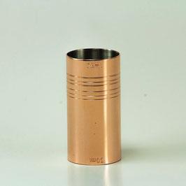 Jigger Dump Cobre 25 - 50ml