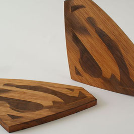 Tabla de Madera Superman