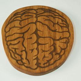 Tabla de Madera de Cerebro