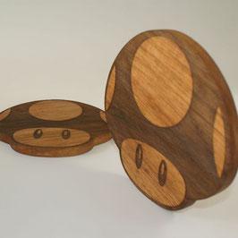 Tabla de madera Toad