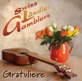 """Neue CD """" Gratuliere"""""""