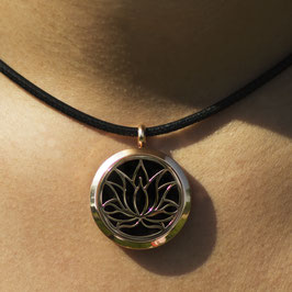 Duftmedaillon Lotus rosé