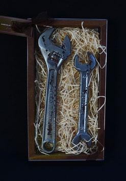 Geschenkset Engländer & Gabelschlüssel