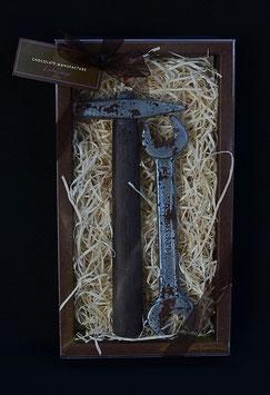 Geschenkset Hammer & Gabelschlüssel