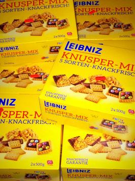 1kg Bahlsen Leibniz Knusper-Mix