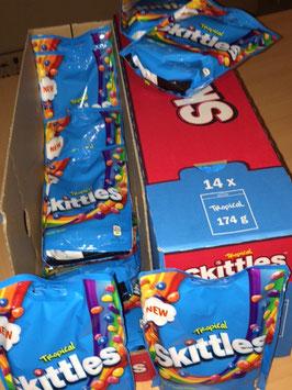 3 x Skittles Tropical - Neuheit!
