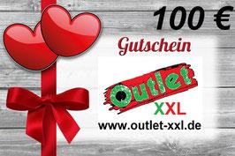 GUTSCHEIN ÜBER 100,- €
