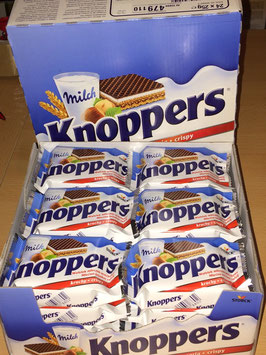 1 Karton Knoppers