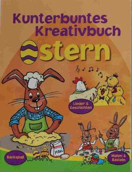 Lustiges Malbuch Ostern