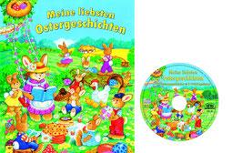 Meine liebsten Ostergeschichten + CD (21 Geschichten + 6 Lieder)