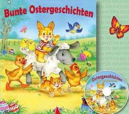 Bunte Ostergeschichten, m. Audio-CD