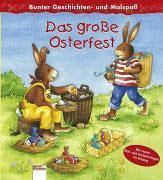 Mein Spiel- und Malbuch. Das große Osterfest