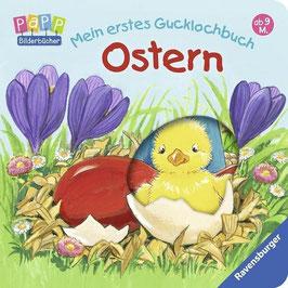 Mein erstes Glucklochbuch Ostern