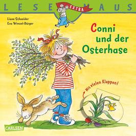 Conni und der Osterhase - mit vielen lustigen Klappen