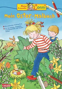Mein Oster-Malbuch Conni