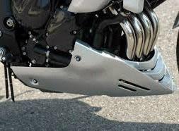 Puntale Yamaha FZ6 / S2 fazer fz 6 completo di staffe