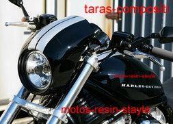 Cupolino per Harley Davidson V rod Vrsc Vrod Vrscdx
