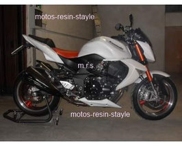 Puntale per Kawasaki z750r - 2011->2014 (cod. PU3)