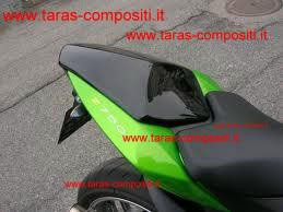 Coprisella Monoposto per Kawasaki z750 (cod. MO2)