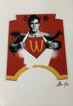 Chris Boyle - Supersized Hero