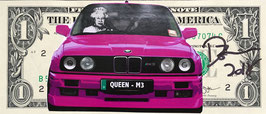 "Death NYC - $1 ""Queen's BMW"""