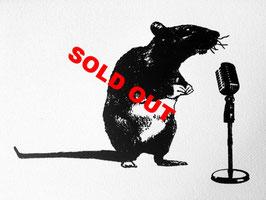 Blek le Rat - The Crooner Rat