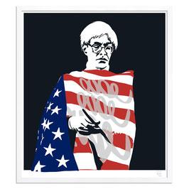 Pure Evil - Star-Spangled Warhol