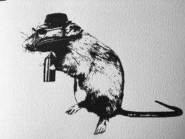 Blek le Rat - Street Artist's Paraphernalia