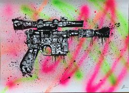 Chris Boyle - Laser Gun
