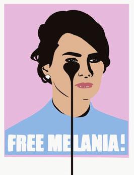 Pure Evil - Free Melania