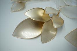 """Haarnadel """"Golden Leaves"""""""