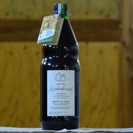 100% echt Steirisches Kürbiskernöl g.g.A,      1 Liter