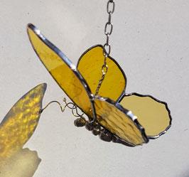 Glas in lood vlinder 'Annabel'