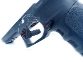 TR-1 upgrade® Sgancio Caricatore Maggiorato in Ergal per Beretta APX codice: 1000080