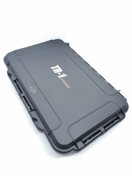 TR-1upgrade® Box Rigido  Antiurto a Tenuta Stagna Large  codice 10000003v