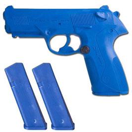 BERETTA INERT TRAINING GUN PX4 STORM CON SGANCIO CARICATORE E 2 CARICATORI codice E00553