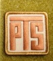 Patch PTS magpul Tan e Sand