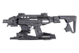 CAA RONI Modello G1 per sig sauer P226 e cloni Colore nero CAD-SK-03-BK