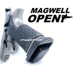 TR-1 upgrade® Magwell OPEN in polimeri per Beretta 92X Performance codice: 1000101