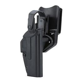 Cytac Fondina di Livello 3 di protezione per Glock 17 CY-G17L3