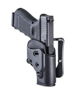 Fondina Ambidestra Interna ed Esterna per serie Glock CAA tactical gear up AHSGL1