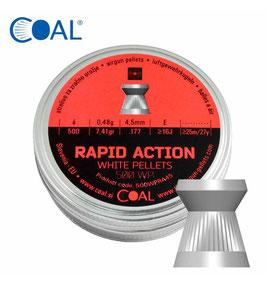 COAL PALLINI PER ARIA COMPRESSA RAPID ACTION DIAM. 4,50 MM CE000010